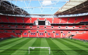Desso Sports Grassmaster at Wembley stadion